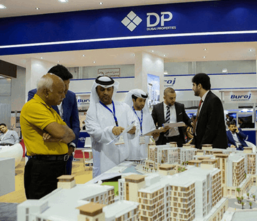 Dubai Properties' Mudon townhouses sold out at the International Property Show 2015
