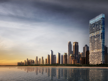 Dubai Properties Recognised for 1/JBR at Cityscape Awards
