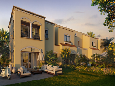 Serena Townhouses for Sale in Dubai Land