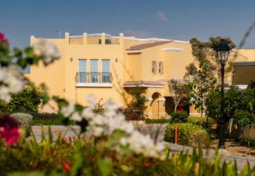 Al waha dubailand villas
