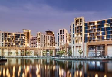 Dubai wharf luxury apartments
