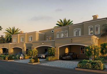 Casa dora Dubai at serena 2 and 3 bedroom townhouses