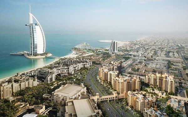عن دبي للعقارات