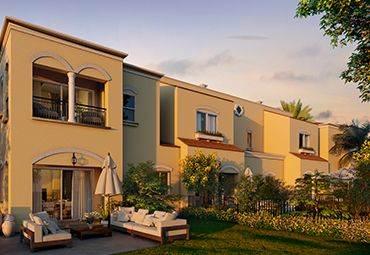 Casa dora Dubai at serena 2 and 3 bedroom townhouses