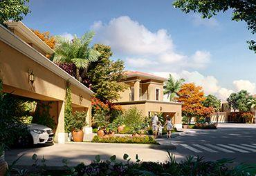 La quinta at villanova 3 and 4 bedroom villas