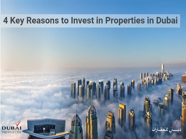 4 Reasons to Invest in Dubai Real Estate Market