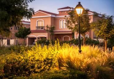 The villa Dubai 4, 5 and 6 bedroom villas