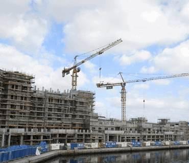 Manazel al Khor project 70% complete